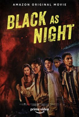Black as Night (2021) online film