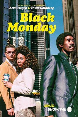 Black Monday 1. évad (2019) online sorozat