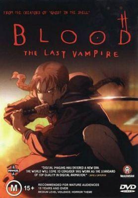 Blood, az utolsó vámpír (2000) online film