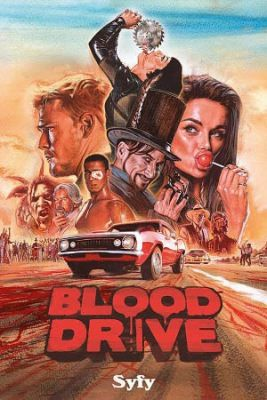 Blood Drive 1. évad (2017) online sorozat
