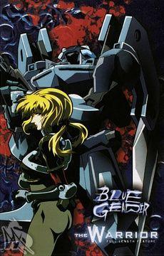 Blue Gender - Harcra született (2002) online film