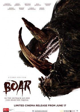 Boar (2017) online film