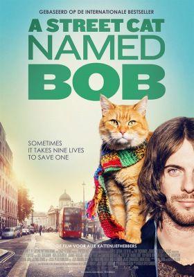 Bob, az utcamacska (2016) online film