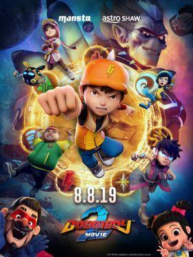 BoBoiBoy Movie 2 (2019) online film