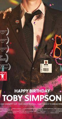 Boldog születésnapot, Toby Simpson (2017) online film