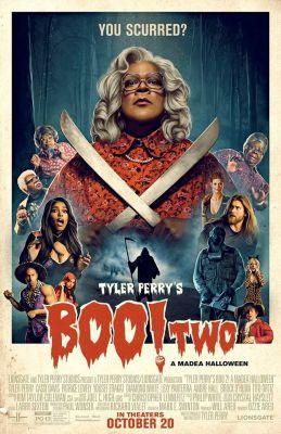 Boo! Madea néni halloweenja 2 (2017) online film