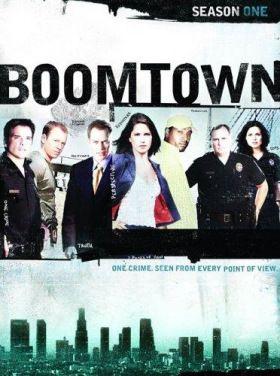 Boomtown 1. évad (2002) online sorozat