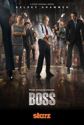 Boss 1. évad (2011) online sorozat