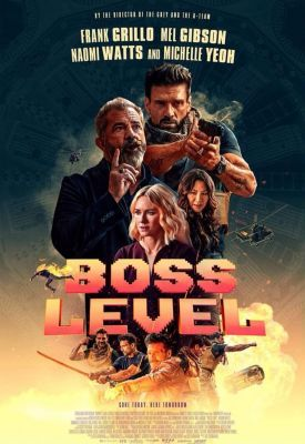 Boss Level - Játszd újra (2020) online film