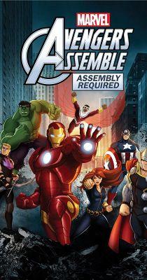 Bosszúállók: Újra együtt 1. évad (2013) online sorozat