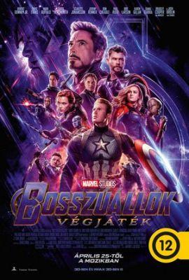 Bosszúállók: Végjáték (2019) online film