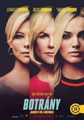 Botrány (2019) online film