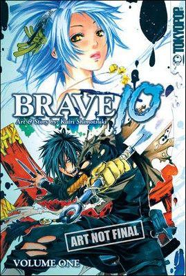 Brave 10 (2012) online sorozat
