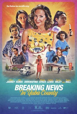 Breaking News in Yuba County (2021) online film
