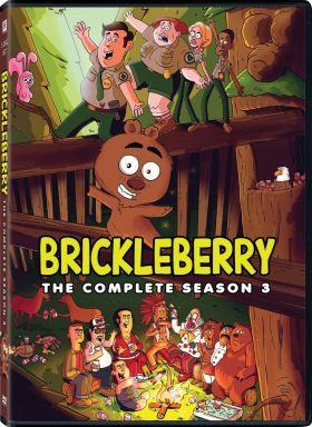 Brickleberry 3.�vad (2015) online sorozat