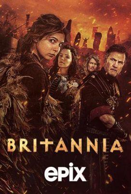 Britannia 3. évad (2021) online sorozat