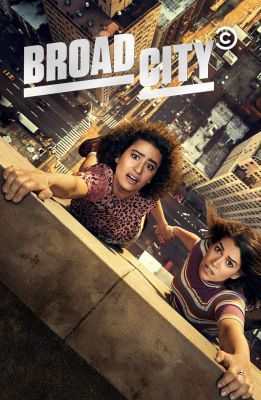 Broad City 2. évad (2015) online sorozat