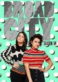 Broad City 4. évad (2018) online sorozat