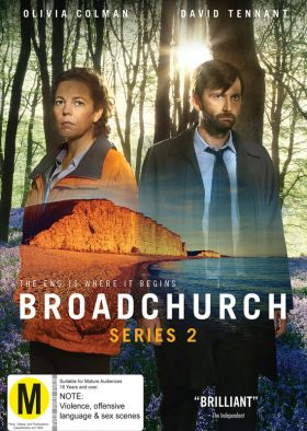 Broadchurch 2. évad (2013) online sorozat