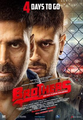 Brothers (2015) online film