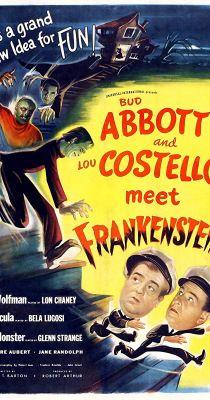 Bud Abbott és Lou Costello találkozik Frankensteinnel (1948) online film