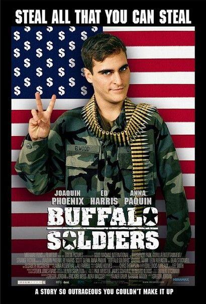 Buffalo soldiers (2001) (2001) online film
