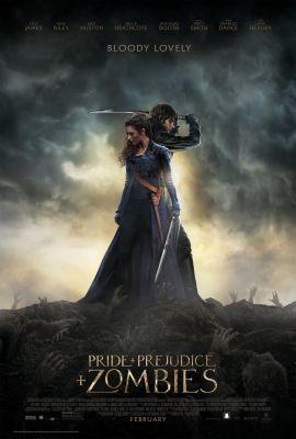 Büszkeség és balítélet meg a zombik (2016) online film