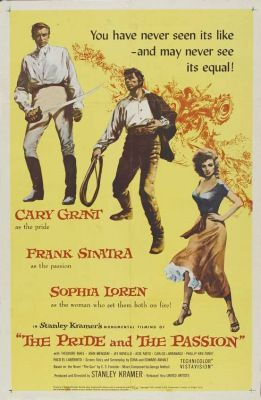 Büszkeség és szenvedély (1957) online film
