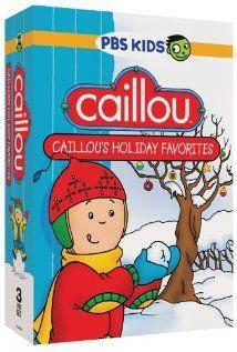 Caillou kar�csonya (2003)