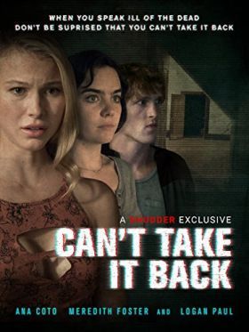 Can't Take It Back (2017) online film