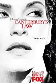 Canterbury-esetek 1. évad (2008) online sorozat