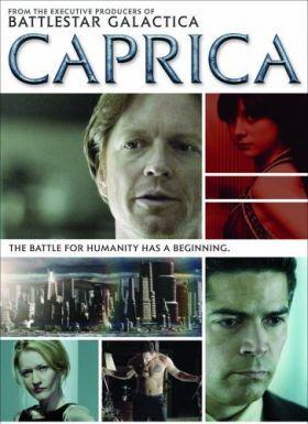 Caprica 1. évad (2009) online sorozat