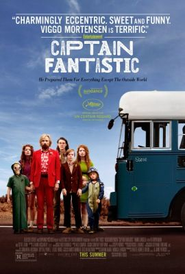 Captain Fantastic (2016) online film