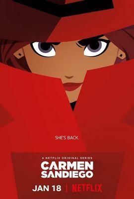 Carmen, a mestertolvaj 4. évad (2021) online sorozat