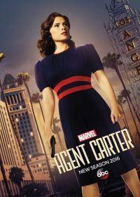 Carter ügynök 2. évad (2016) online sorozat