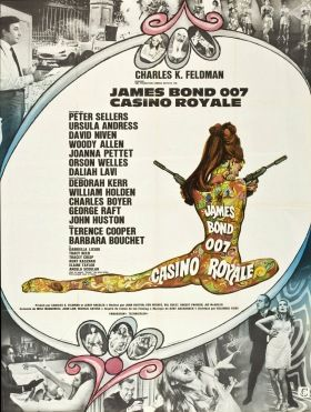 Casino Royale. (1967)