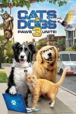 Kutyák és macskák 3 (2020) online film