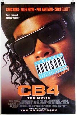 CB4 - A 4-es körlet (1993) online film