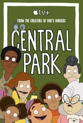 Central park 1. évad (2020) online sorozat