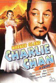 Charlie Chan Egyiptomban (1935) online film