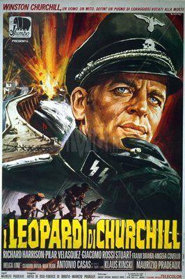 Churchill kommandósai (1970) online film