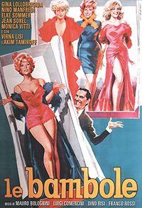 Cicababák (1965) online film