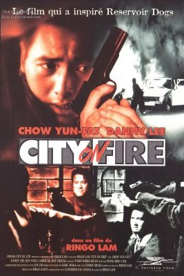 City on Fire (1987) online film