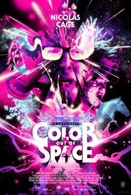 Color Out of Space (2019) online film