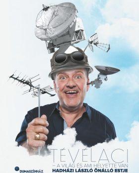 Comedy Club - Hadházi László - Tévélaci (2018) online film