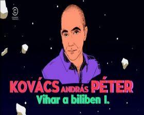 Comedy Club - Kovács András Péter - Vihar a biliben I (2017) online film