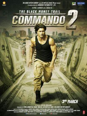 Commando 2 (2017) online film