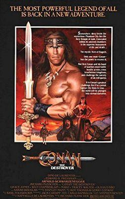 Conan, a pusztító (1984) online film