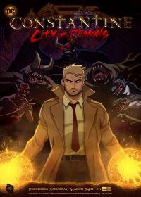 Constantine: City of Demons 1. évad (2018) online sorozat