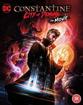 Constantine City of Demons: The Movie (2018) online film